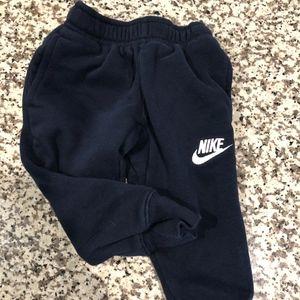 Nike little boys sweat pants